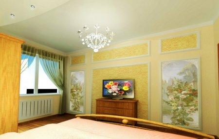 Проектируем  дизайн квартиры в классическом стиле